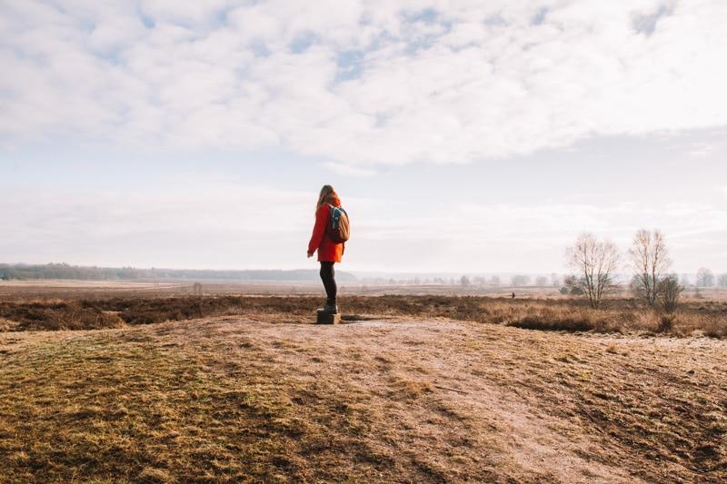 Ginkelse Heide wandelen