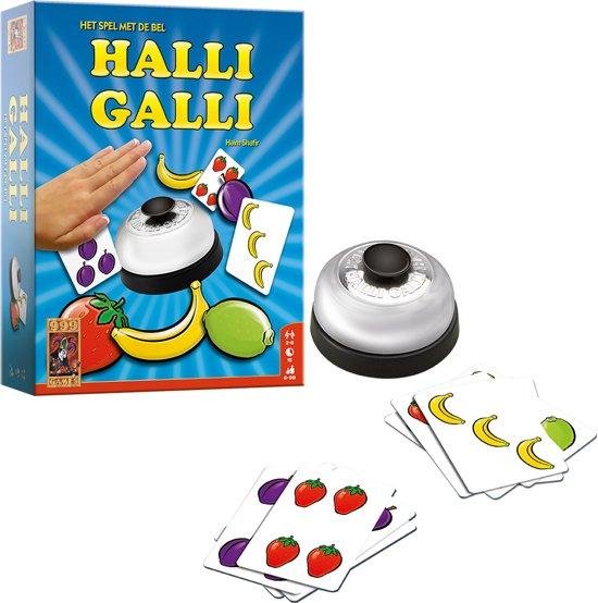 Reisspellen Halli Galli