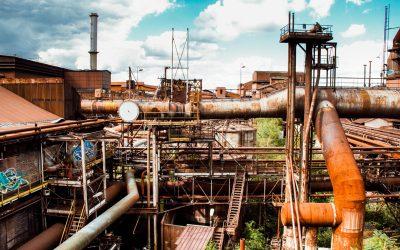 Hauts-Fourneaux B, verlaten staalfabriek Cockerill Sambre | Urbex België