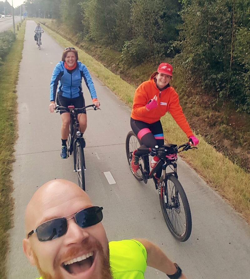 Socialrun, socialrun ggz breburg, fietsen voor het goede doel, lopen voor het goede doel, samen sterk zonder stigma, samen sterk tegen stigma,
