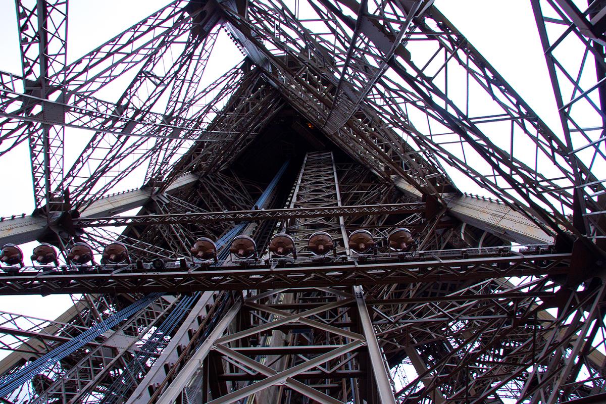 Eiffeltoren bezoeken en beklimmen