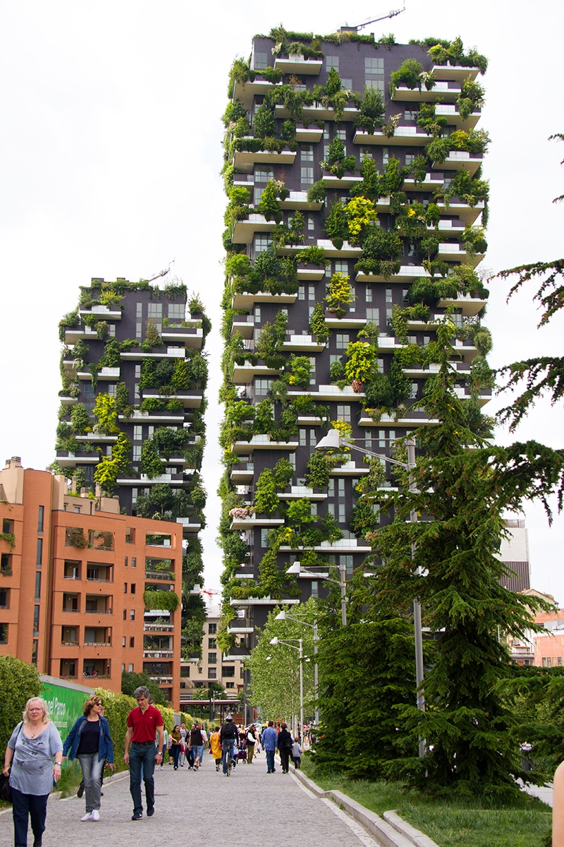 Bosco verticale, bosco verticale milan, what to do in milan, citytrip to milan, citytrip milan,