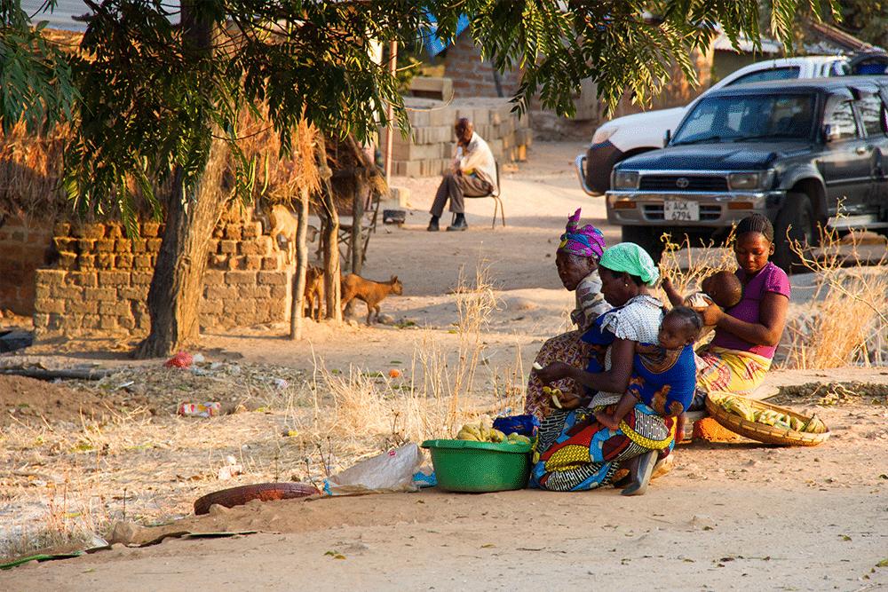 story in the picture, elke week een verhaal, politie controle, politie in zambia, controle in zambia,
