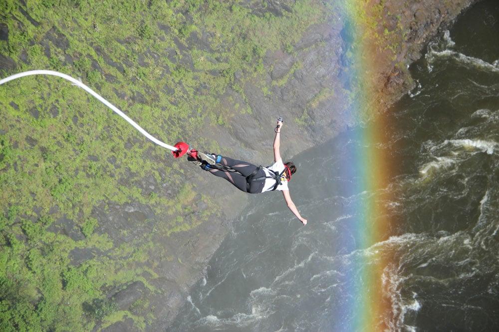 Victoria Falls: 9 activiteiten voor de adrenaline junkie