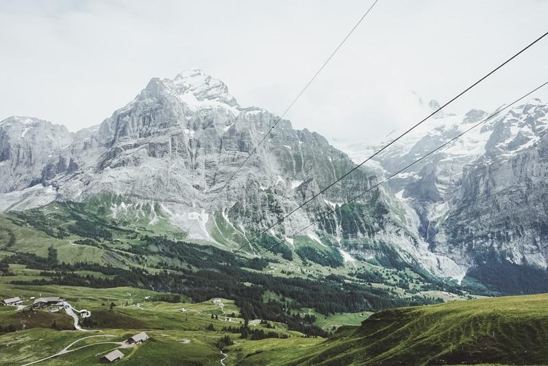 Te doen in de Jungfrau Region, Zwitserland in de zomer