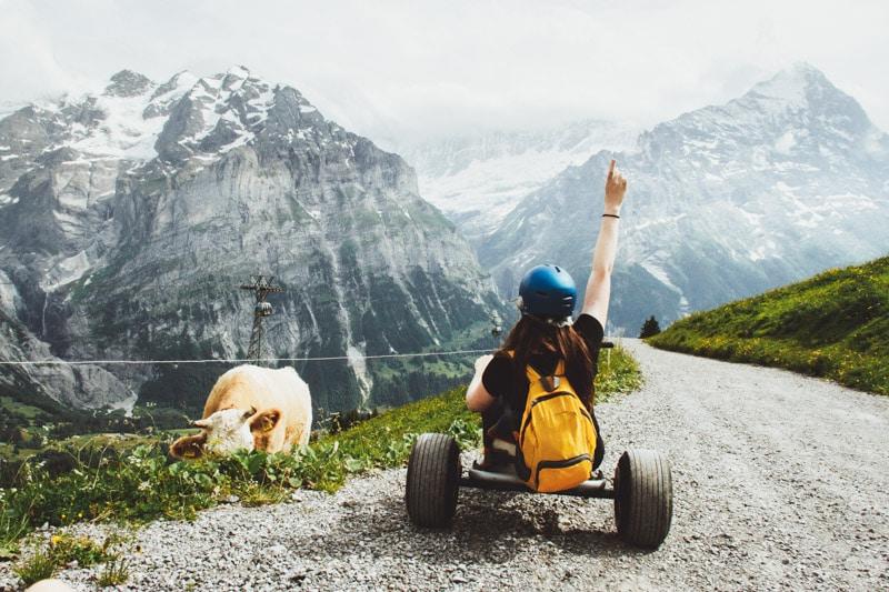 Adventure Pack Jungfrau Region