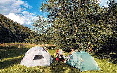 Kamperen in de Ardennen | weg van de massa