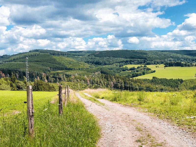 Kamperen in de Ardennen