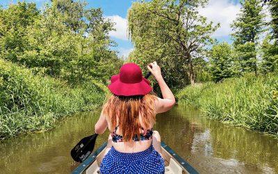 Kanovaren op de Dommel | kanoën door de Brabantse natuur