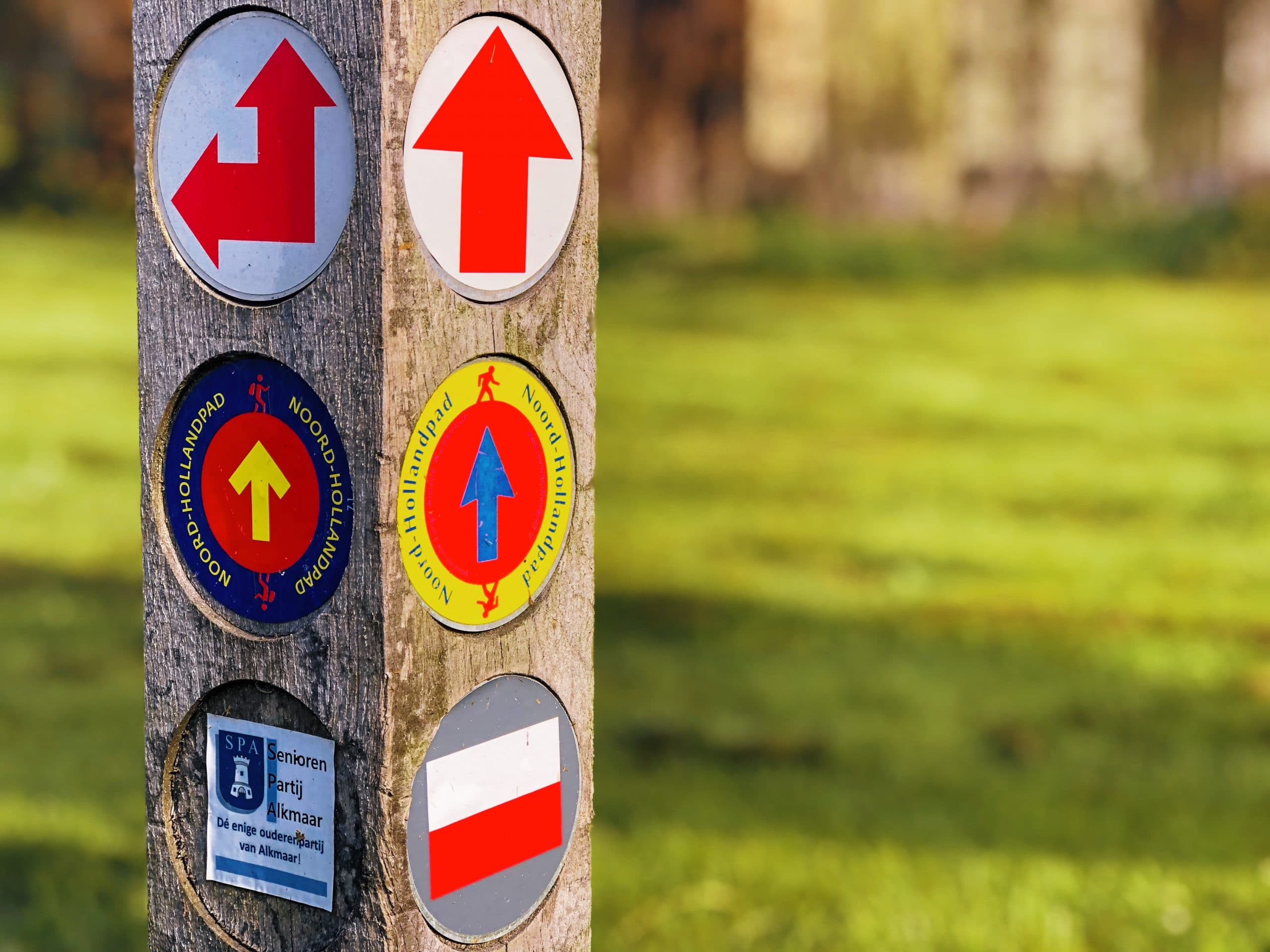 Doen en zien in Laag Holland - Noord Holland wandelpad