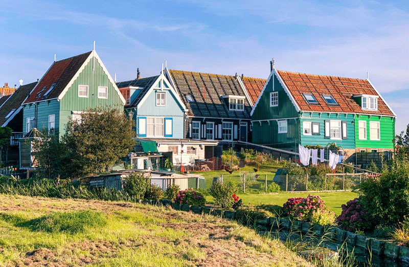 Marken Laag Holland