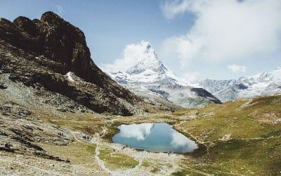 De mooiste wandelingen bij de Matterhorn