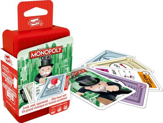 Regenwormen Monopoly Deal