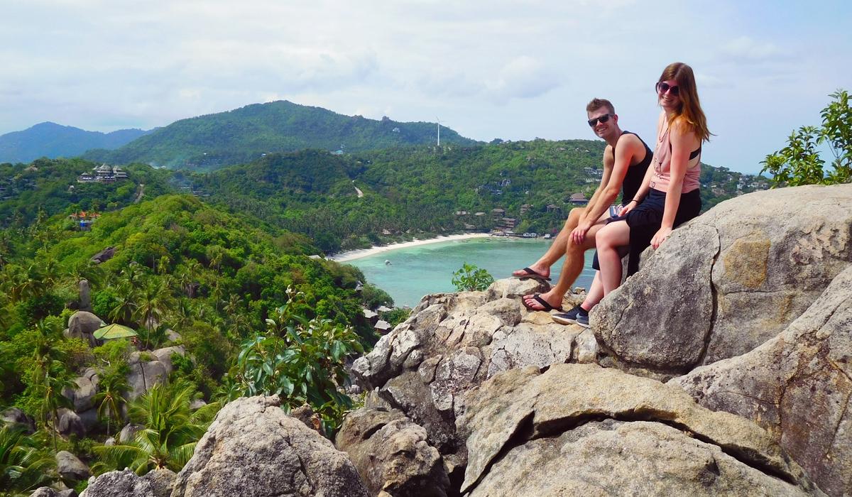 Koh Tao. Koh Tao viewpoint, Thailand, visit thailand, bucket list, 10 bestemmingen om te bezoeken, bucket list bestemmingen