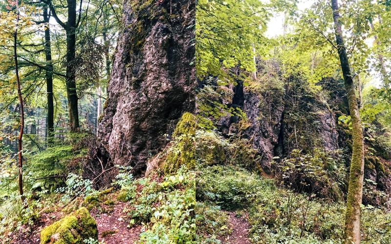 Wandeling over het Keltenpfad in de Eifel