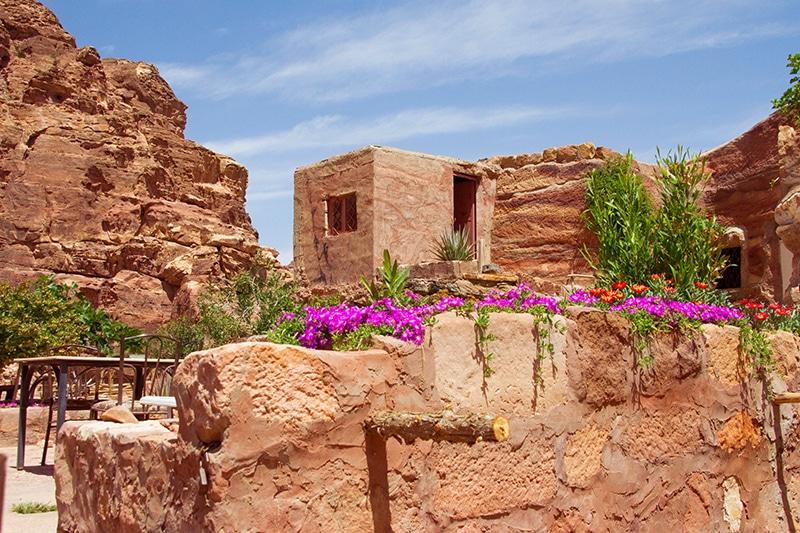Bezoek Petra Jordanië