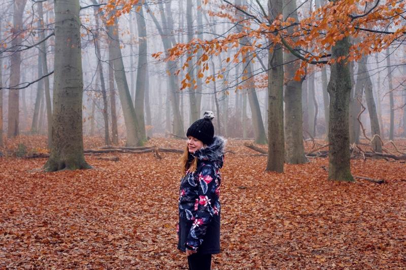 Foto van Diana wandelen in de Eifel