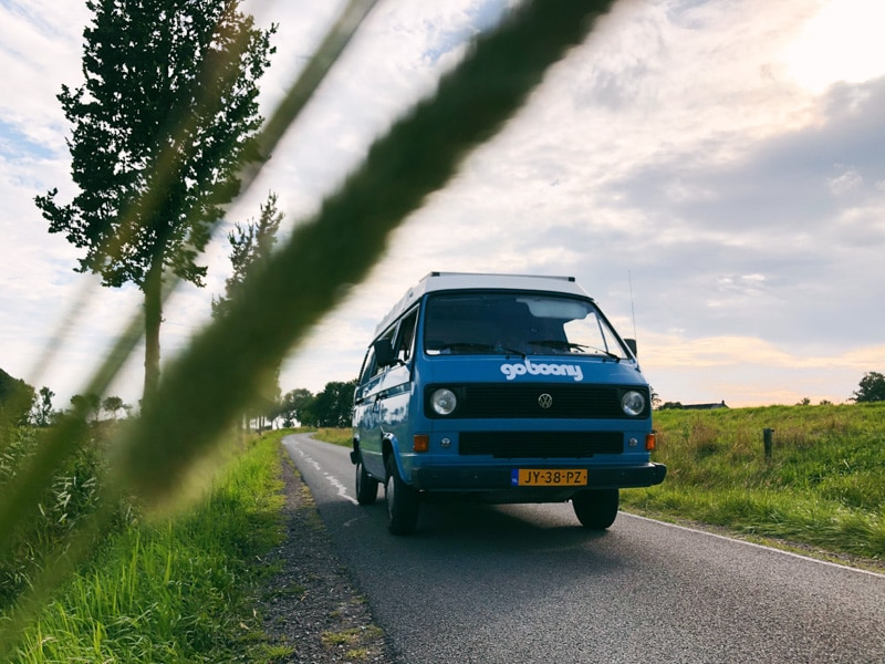 GoBoony Roadtrip Nederland