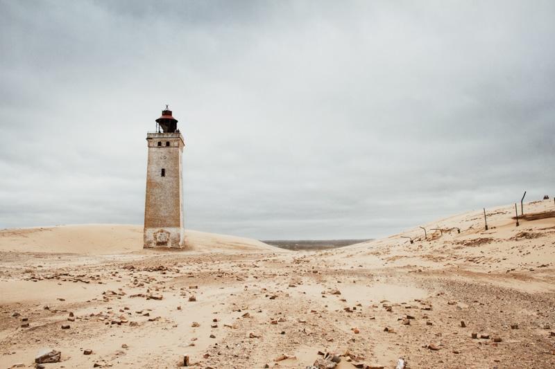 Rubjerg Knude Fyr | vuurtoren in een bijzonder Deens landschap
