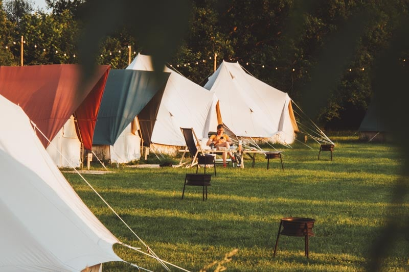 Scheurweide Campspace