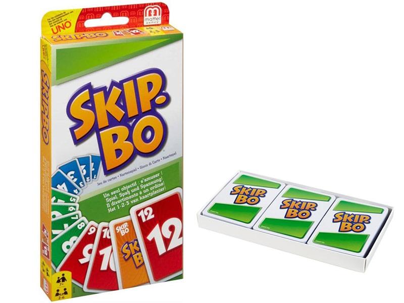 Reisspel Skip Bo
