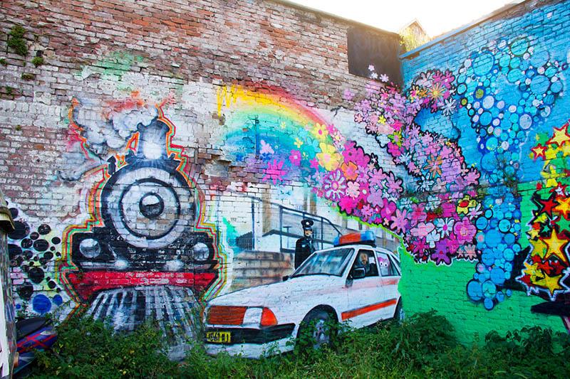 Den Bosch Street Art