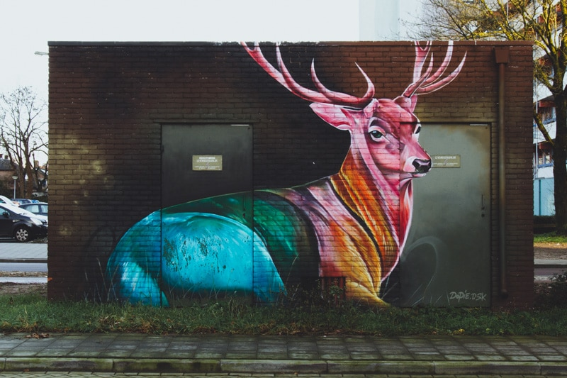 Street Art | Ede in Nederland