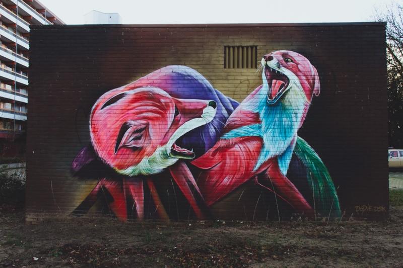 Street Art in Ede