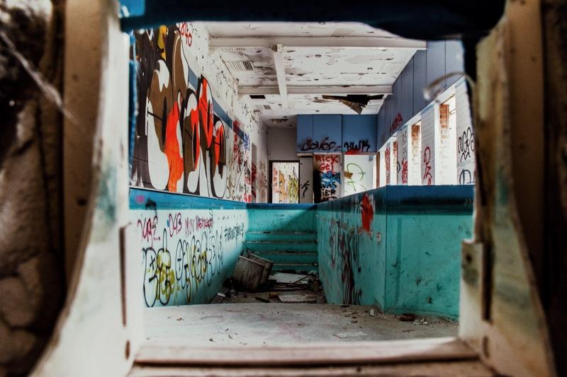 TBC kliniek Sanatorium du Basil Urbex