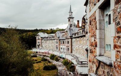 Sanatorium du Basil: de verlaten TBC kliniek | Urbex België