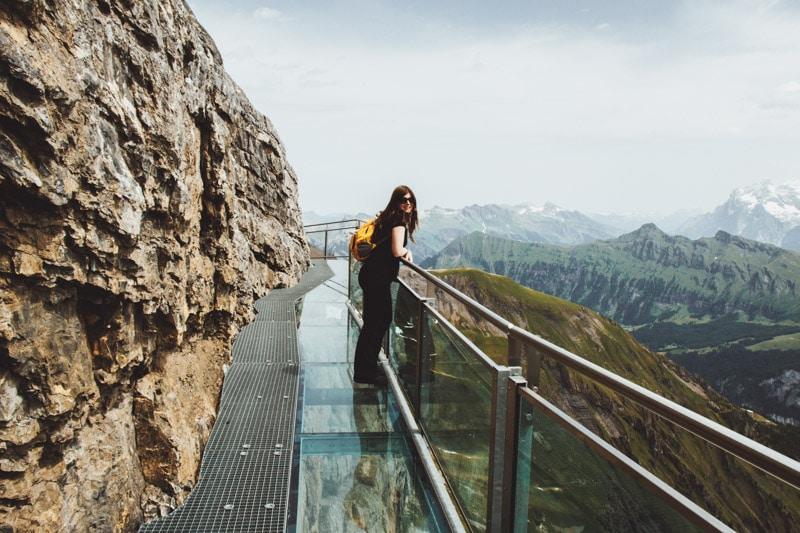 Thrill Walk Schilthorn
