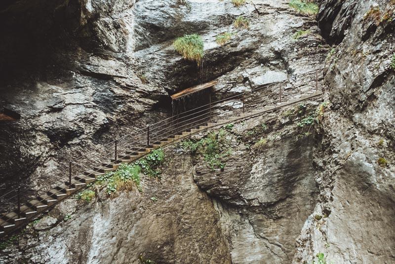 Trummelbach Falls Jungfrau Region