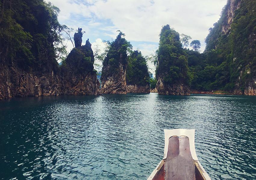 Khao Sok National Park: Een ruig paradijs op aarde