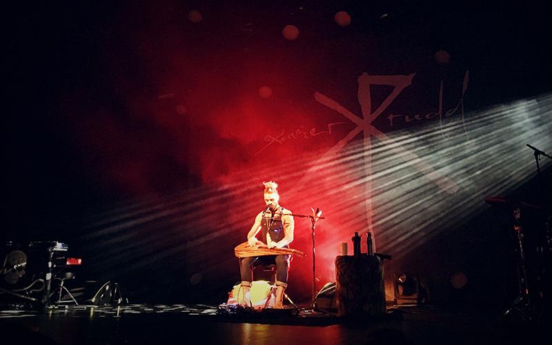 Een concert bezoeken – Xavier Rudd | Bucket List