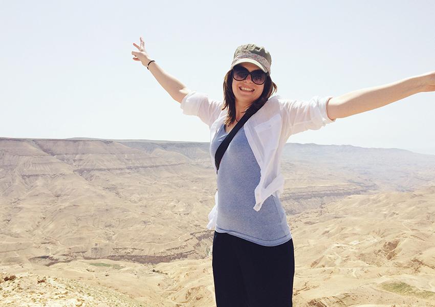 Jordanie, Tag kort en krachtig