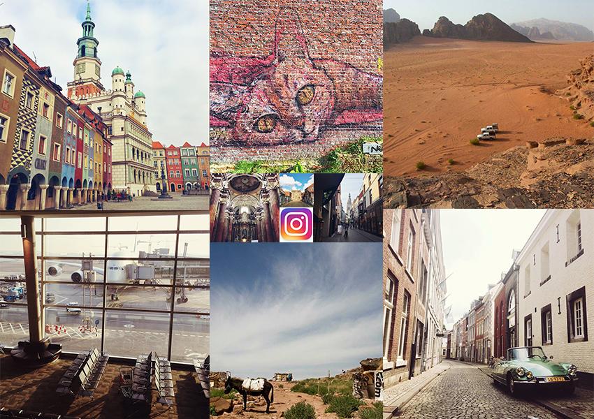 Mijn 10 populaiste instagram foto's