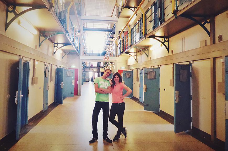 Prison Escape: de ultieme uitdaging | Ontsnapping Koepelgevangenis Breda