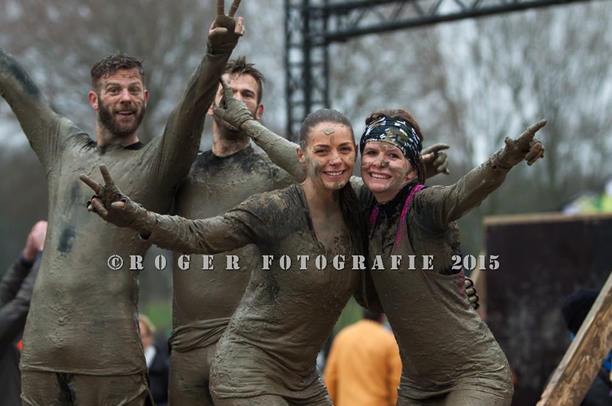 Strong Viking MUD Edition 2015 – 7 kilometer obstakel running