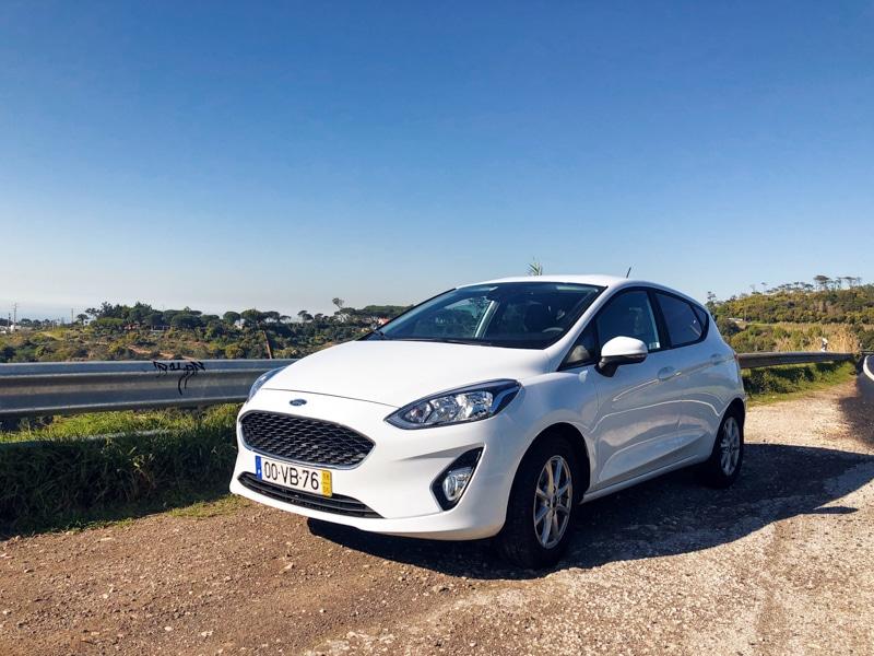 Auto huren roadtrip Lissabon