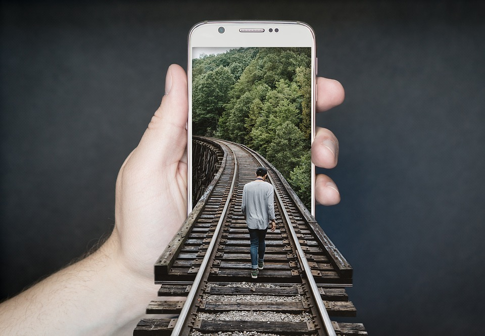bescherm je telefoon op reis