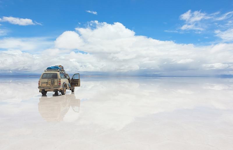 Bolivia, Budapest en Banff National Park | ABC Wishlist